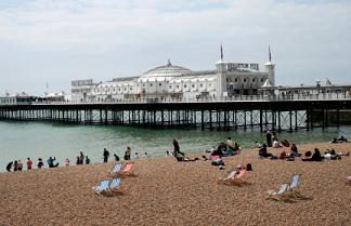 Palms Lettings Agent in Brighton Marina - Brighton Pier