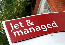 Property Management in Brighton - Let and Managed Board