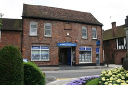 Rumball Sedgwick Chartered Surveyors and Estate Agents in St Albans - Front of office