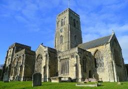 Kings of Cheddar - Church in Wedmore