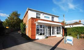 Manns & Manns Estate& Letting Agents in Bursledon, Southampton - Front of office