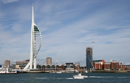Christies Estate & Letting Agents in Southsea, Portsmouth - View over Portsmouth