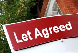 Essex Lettings - Letting  Agents in Harlow - Let by Board on property