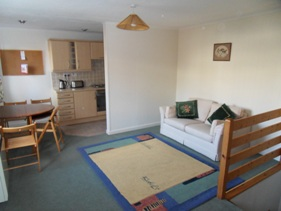 Freeborns Letting Agents in Dartmouth - Interior shot of flat to let