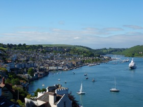 Freeborns Letting and Commercial Agents in Dartmouth - View over Dartmouth