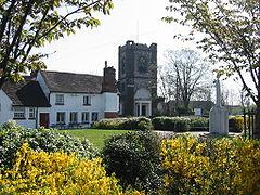 Moving Pad Estate Agents - Local Church in Dagenham