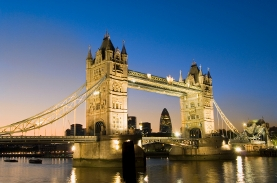 Estate Agents in London - Tower Bridge view from the Thames