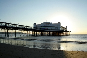 Brighton Homes Letting Agents - Brighton Pier at Sunset