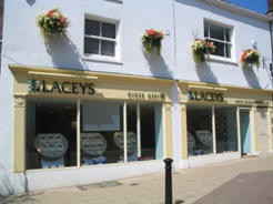 Laceys Estate & Letting Agents in Yeovil - Front of office