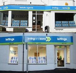 Irving and Sons Estate Agents in Verwood - Property for Sale and Rent