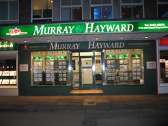 Murray & Hayward estate agents in New Milton