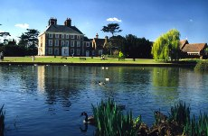 Atkinsons Estate and Letting Agents - Enfield's Forty Hall and gardens