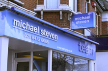Office of Michael Steven Estate Agents in Plaistow, E13