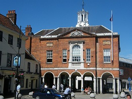 Thompson Wilson Estate Agents in High Wycombe - image of High Wycombe Town