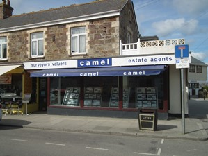 Camel Estate Agents offices in Perranporth