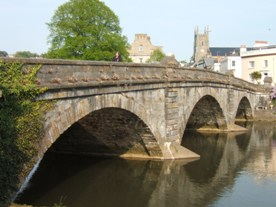 Michelmore Hughes Estate & Letting Agents in Totnes - Bridge in Totnes