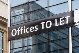 Reid+Dean Commercial Agents in Eastbourne - Offices to let on side of building