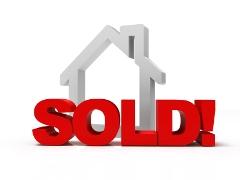 Reid+Dean Estate Agents in Eastbourne - Sold sign on house