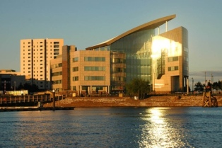 Cardiff Bay offices for business