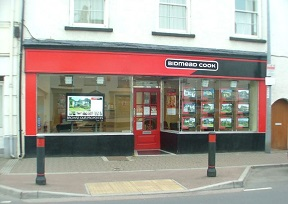 Monmouth Office front